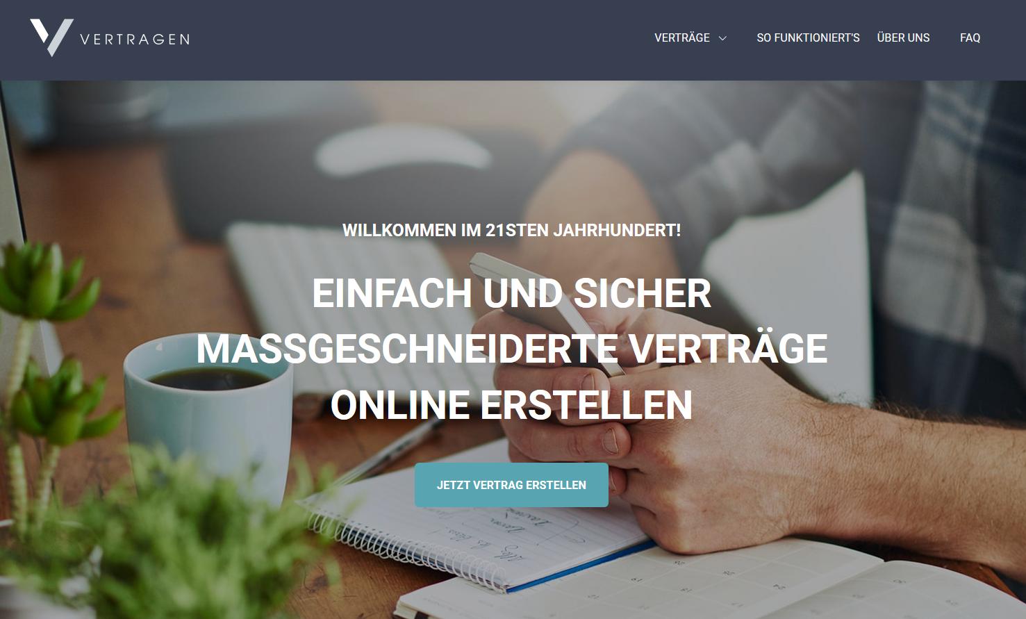 Schmelz Rechtsanwälte Vertragen Geht Online
